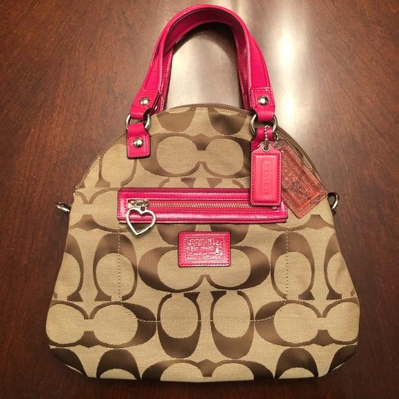 Coach Handbags - Coach - Poppy Collection Purse
